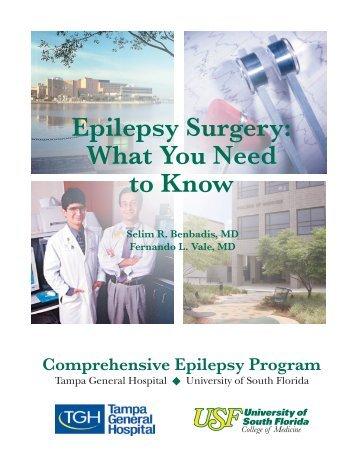 Epilepsy Surgery - USF Health - University of South Florida