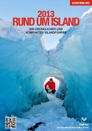 RUND UM ISLAND