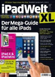 iPadWelt XL 1/2013 - Macwelt