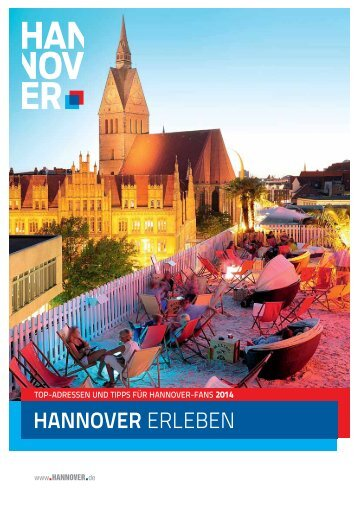 HANNOVER ERLEBEN - kuw.de