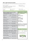 genossenschaft - Wohnungsgenossenschaft Trachau-Nord eG - Page 2
