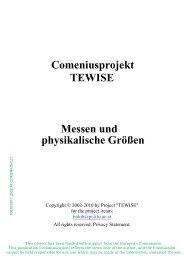 Messen und Physikalische Größen - schule.at