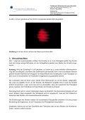 Optische Ermittlung der Schallgeschwindigkeit in Flüssigkeiten - Page 4