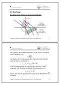 Reflexion, Brechung und Beugung - Page 6