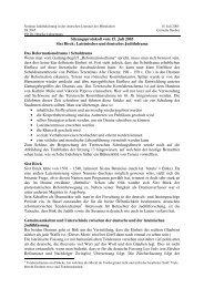 Protokoll - Homepage.uni-tuebingen.de