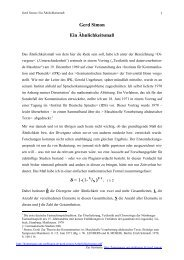 Ein Ähnlichkeitsmaß (PDF) - Homepage.uni-tuebingen.de