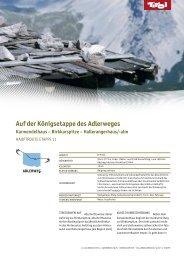 Auf der Königsetappe des Adlerweges (252.8 KB) - Tiscover