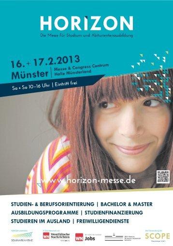 16.+ 17.2.2013 Münster | - Horizon