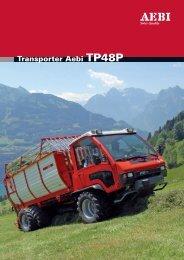Transporter Aebi TP48P