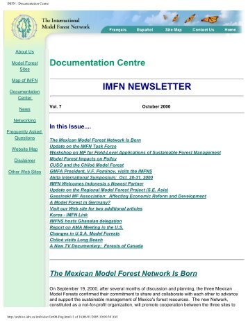 IMFN / Documentation Centre - IDL-BNC @ IDRC