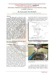 International Journal of Scientific Computing Vol. 6; No. 2 ... - Ijera.com