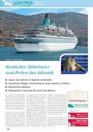 Westliches Mittelmeer und Perlen des Atlantik - TravelCMS