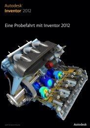 Eine Probefahrt mit Inventor 2012 - Autodesk