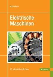 Elektrische Maschinen - Buch.de