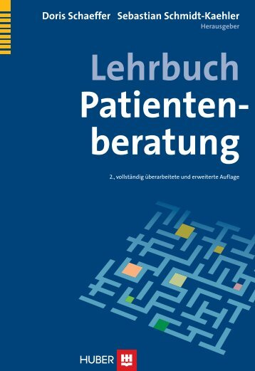 Lehrbuch Patientenberatung - PagePlace