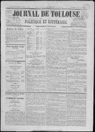 PûLiT1QUE ET LIT!ÊRAÏIiK - Bibliothèque de Toulouse - Mairie de ...