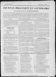 28 MAI 1840 - Bibliothèque de Toulouse