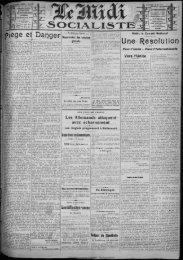 18 MAI 1917 - Bibliothèque de Toulouse