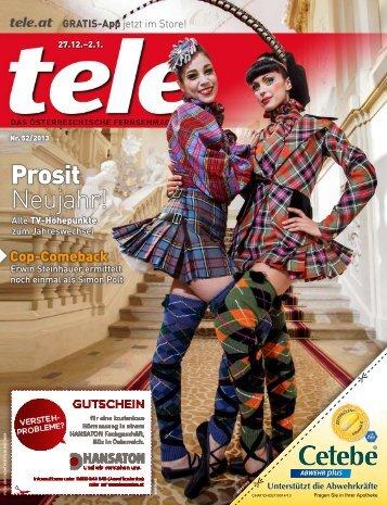 tele-Heft Nr. 52/2013