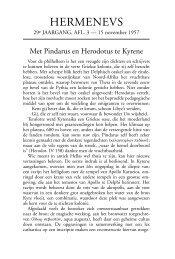 HERMENEVS - Tresoar