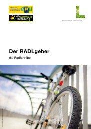 Der RADLgeber – die Radfahrfibel - umweltberatung