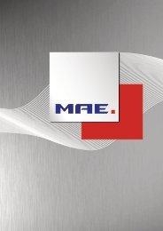 Imagebroschüre (2,9 MB) - MAE