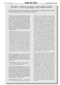 W numerze m.in.: - Ocalałe wrota śmierci z Birkenau - Mieszkańcy ... - Page 6