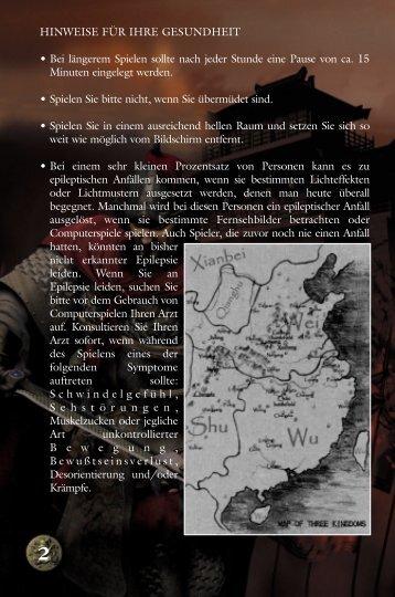 Three Kingdoms - Im Jahr des Drachen