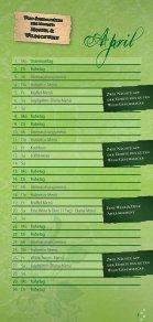 Veranstaltungen - Hotel und Restaurant Jagdhaus Rech - Seite 5