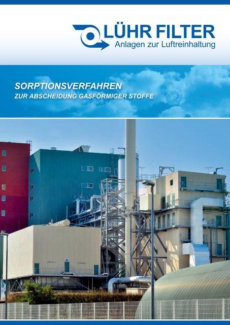 SORPTIONSVERFAHREN - LÜHR FILTER GmbH & Co. KG