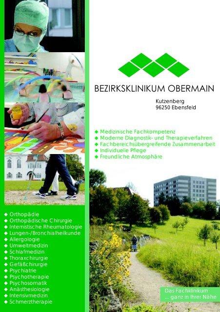 Faltblatt - Kommunalunternehmen Kliniken und Heime des Bezirks ...