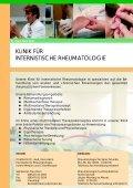 Faltblatt - Kommunalunternehmen Kliniken und Heime des Bezirks ... - Seite 3