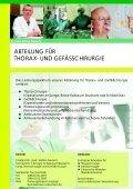 Faltblatt - Kommunalunternehmen Kliniken und Heime des Bezirks ... - Seite 5