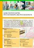 Faltblatt - Kommunalunternehmen Kliniken und Heime des Bezirks ... - Seite 6