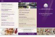 kulinarischer kalender mai juni - Hotel CLOSTERMANNS HOF