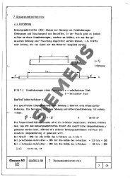 Datenblatt Siemens - FH-Wels