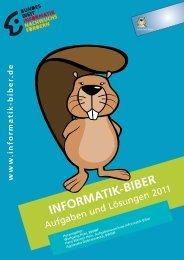 Version ohne Lösungen - Informatik-Biber