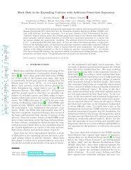 arXiv:1003.2849v2 [gr-qc] 3 Jun 2010