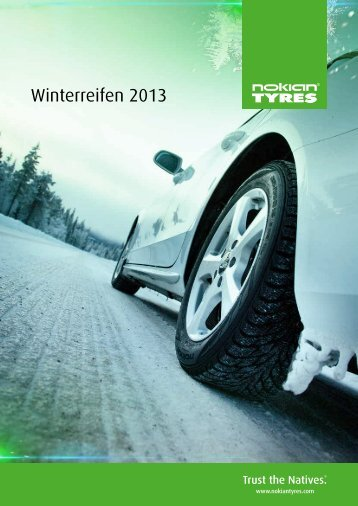 Winterreifen 2013 - Vianor AG