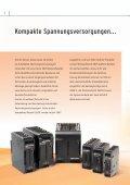 S8VK SPANNUNGSVERSORGUNGEN - Omron Europe - Seite 2