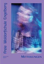 Heft 95 - Freie Waldorfschule Engelberg