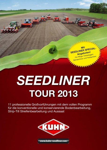SEEDLINER SPECIAL Angebote.pdf - Kuhn Maschinen Vertrieb ...