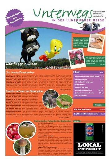 Ausgabe (6/2013) - Heidezeitung