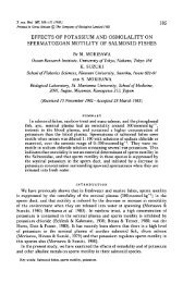 3 - The Journal of Experimental Biology - The Company of Biologists