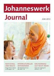Juni 2013 - Johanneswerk