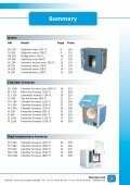 Chamber furnaces 1100 °C - Borel Furnaces & Ovens - Page 4
