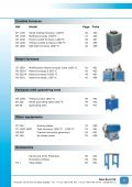 Chamber furnaces 1100 °C - Borel Furnaces & Ovens - Page 5