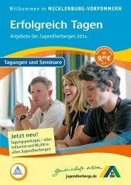 Erfolgreich Tagen - Deutsches Jugendherbergswerk