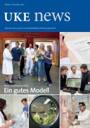 Oktober / November 2013 UKE news - Universitätsklinikum ...