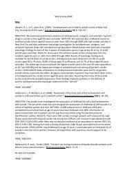 Web articles 2009 May